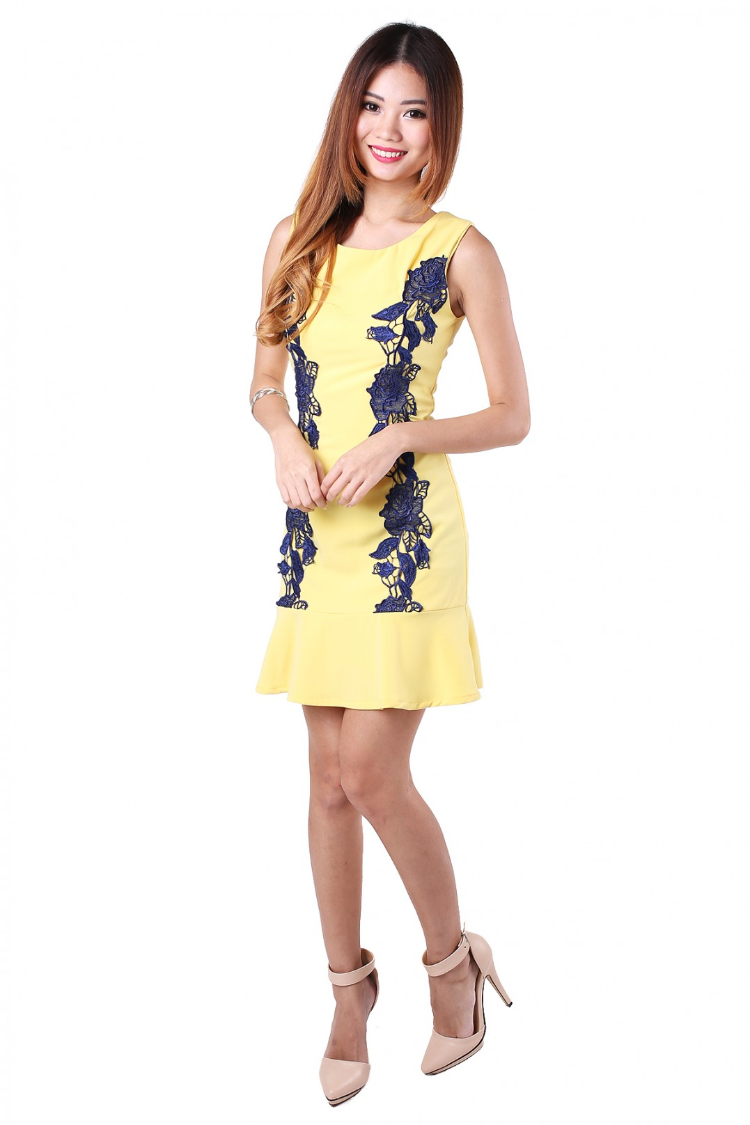 a756c8e8df Jade Ross Dress in Yellow - MGP