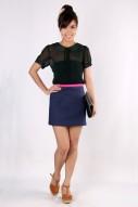 Saunders Highwaisted Skirt