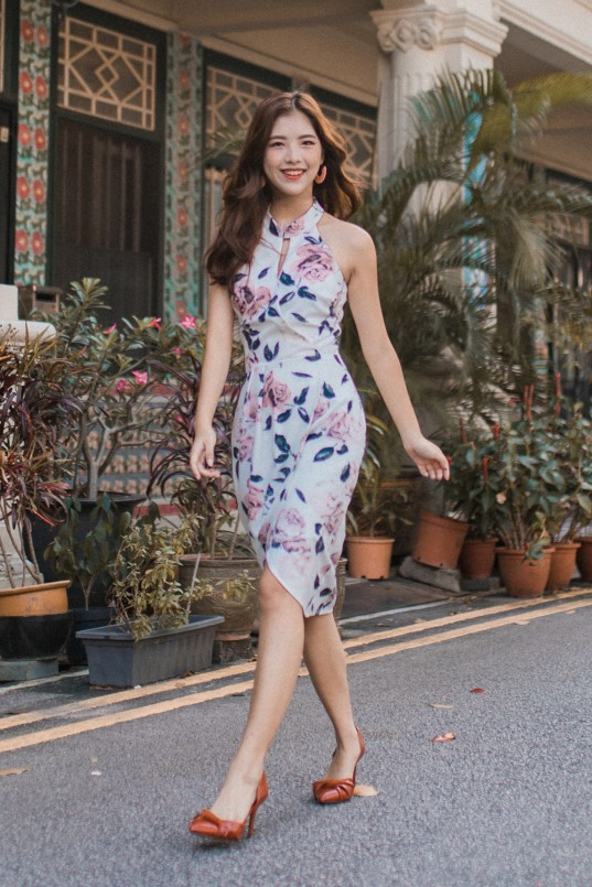 fb696b01ed74 Monterey Overlay Dress in Floral