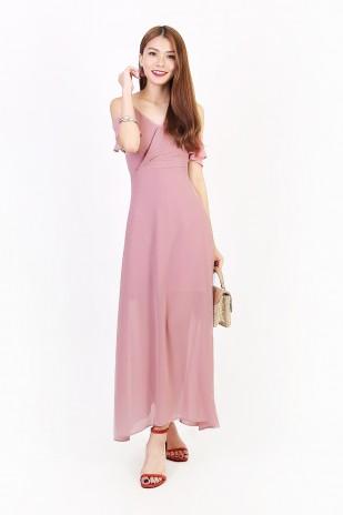 d8cc31254896 Antares Maxi Dress in Pink