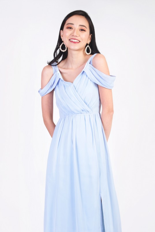 a69e4606904 BACKORDERS17  Heather Maxi Dress in Sky Blue